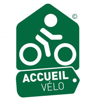 Label accueil velo format 336